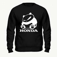 Свитшот с принтом Хонда