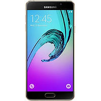 Смартфон Samsung Galaxy A7 (Gold) A710F, фото 1