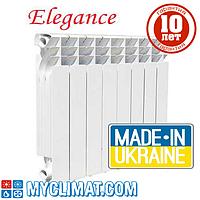 Биметаллические радиаторы Mirado Elegance 500/96