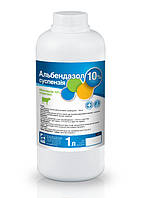 Альбендазол - 10% суспензия фл, 1л (O.L.KAR.)