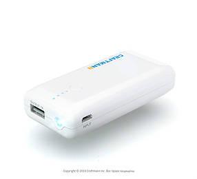 Внешний аккумулятор CRAFTMANN UNI 500 (ёмкость 5000mAh)