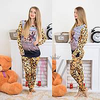 Домашняя пижама женская Onder Isik Турция  ONDR-2026 (1 ед. в упаковке)