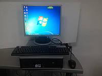 Компьютер в сборе! + Монитор + Клавиатура + Мышка б/у б у