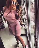 Женское очень крутое платье ,3 цвета