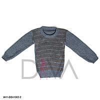 Свитер детский теплый W11-DSV1002-2 детские свитера для мальчиков опт (3 шт. в упаковке)