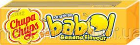 Жевательная резинка Чупа Чупс Big Babol банан 21 г