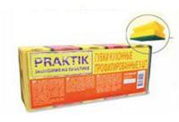 Губка Кухонная Профилированная TM PRAKTIK 5+1шт