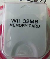 Карта памяти для Nintendo Wii Game Cube 32mb