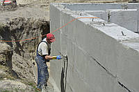 Качественная гидроизоляция фундаментов. Профессионально и надолго наружная