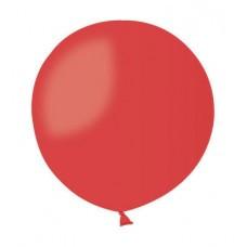 Воздушный шар 80 см красный