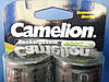 Аккумулятор Camelion D20 4500mAh 1.2V Ni-MH R20, фото 2
