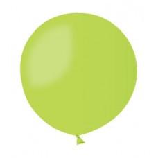 Воздушный шар 80 см светло зеленый