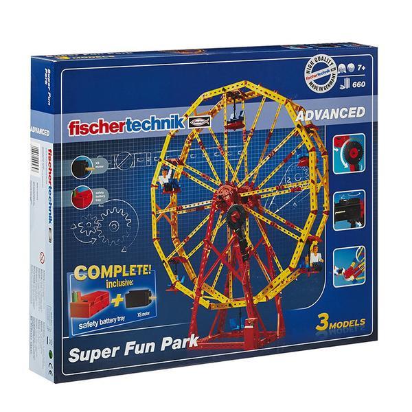 Конструктор Парк развлечений Fischertechnik (FT-508775)