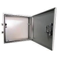 Антивандальный ящик ГБ-550-7U-С-ПТ (ВхШхГ - 320х520х430)