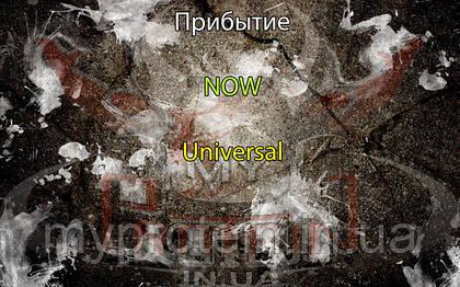 Поступление: NOW, Universal.