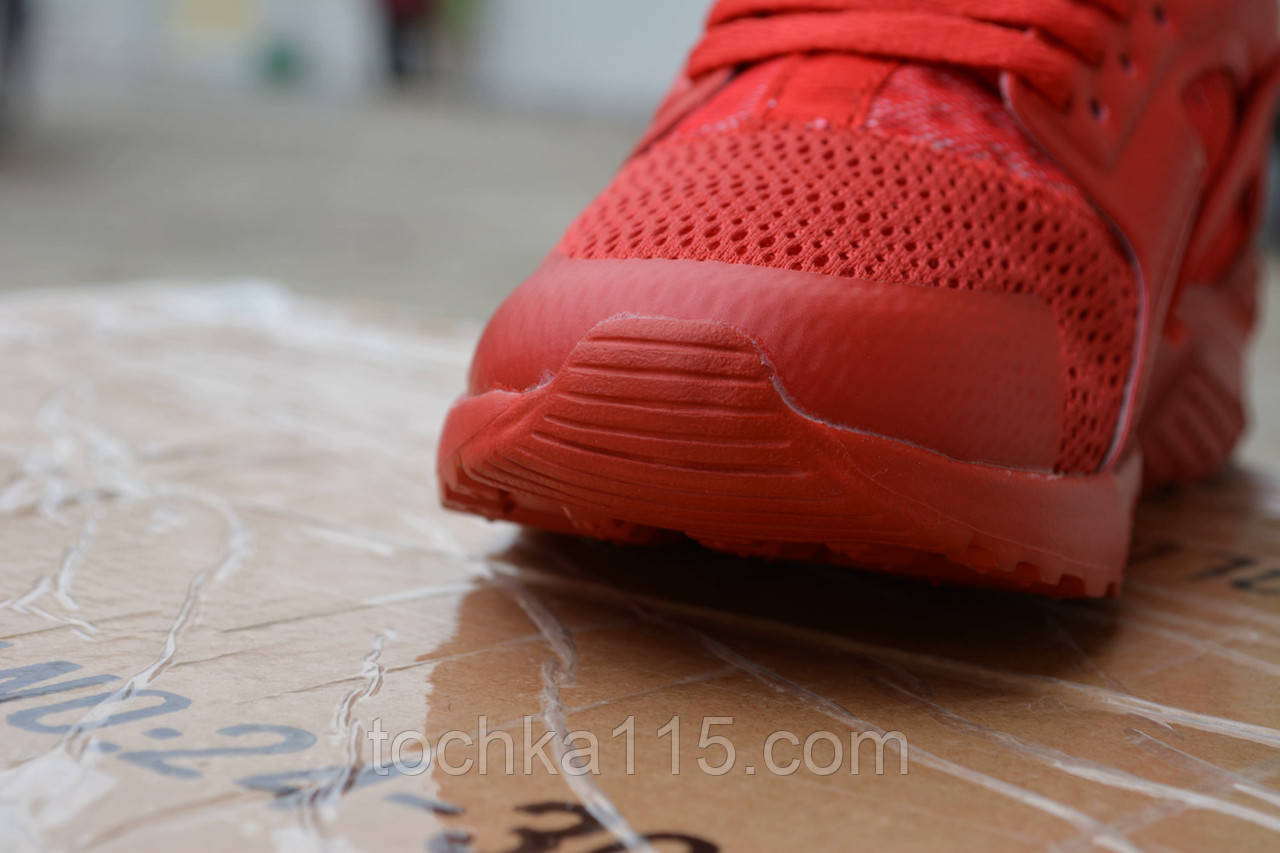 73c3311f326b Женские кроссовки Nike air Huarache ultra красные, копия от интернет ...