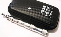 Набор - сигарета X6 KTS eCab V2 в чехле, Silver