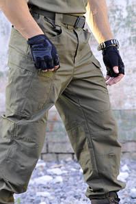 """Брюки тактические """"OUTDOOR М-65"""" 100%х/б (ткань саржа) олива"""