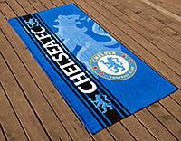 Полотенце Lotus пляжное - Chelsea 75*150 велюр