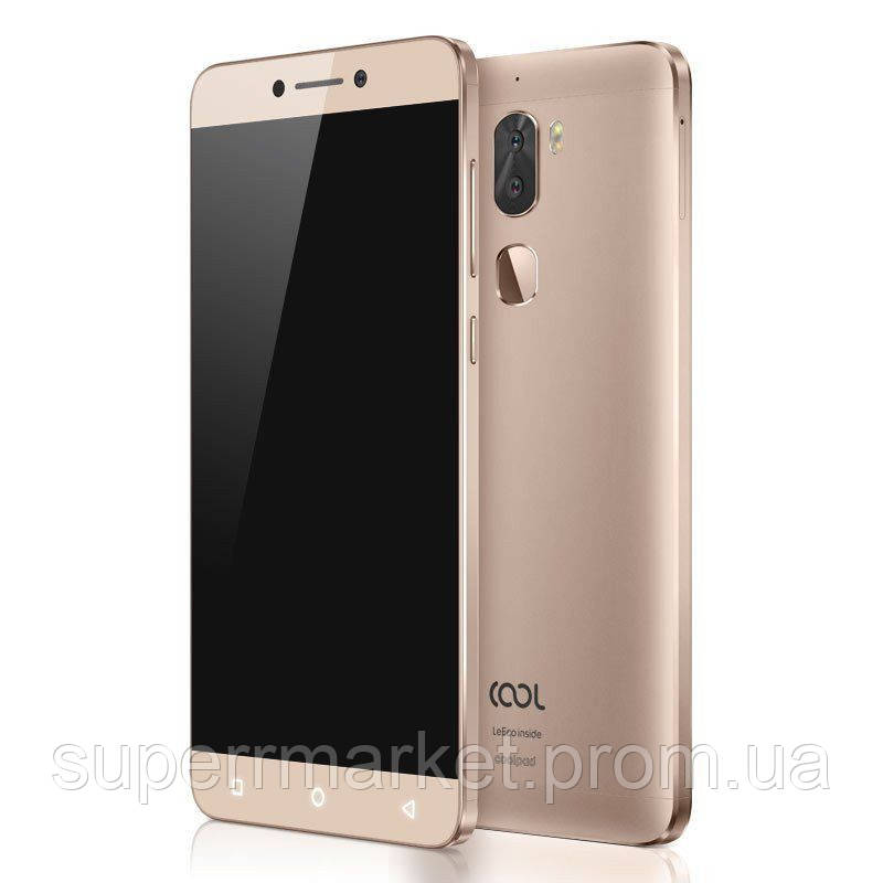 Смартфон LeEco Le Cool 1  3/32Gb Gold