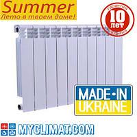 Биметаллические радиаторы Mirado Summer 500/76