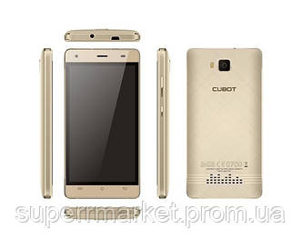 Смартфон Cubot Echo 2/16GB Gold