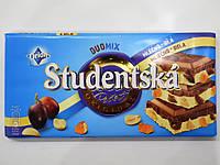 Шоколад Studentska duo mix 180г, фото 1
