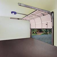 Гаражные секционные ворота: преимущества конструкции