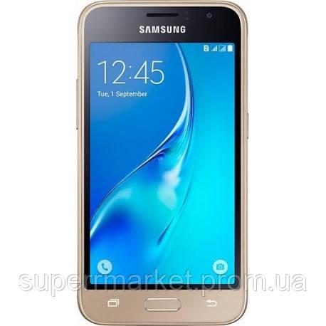 Смартфон Samsung Galaxy J1 Duos J120 Gold