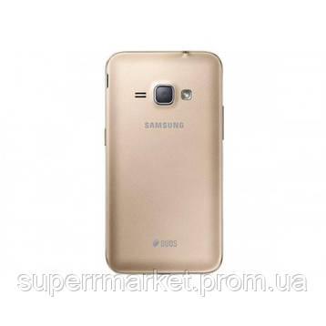 Смартфон Samsung Galaxy J1 Duos J120 Gold, фото 2