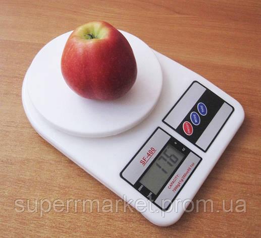 Кухонные весы ACS SF-400 Electronic до 7kg, фото 2
