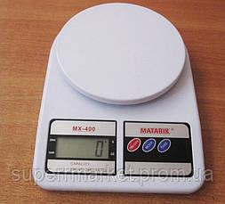 Кухонные весы MATARIX ACS MX-400 до 10kg, фото 2