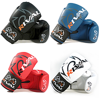Боксерские перчатки RIVAL RB4