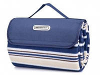 Сумка коврик для пикника CA-65, флис, полиэстер, размер 150х135 см, удобно складывается