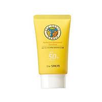 Водостойкий солнцезащитный крем The Saem Eco Earth Power Perfection Waterproof Sun Block SPF50+ PA+++