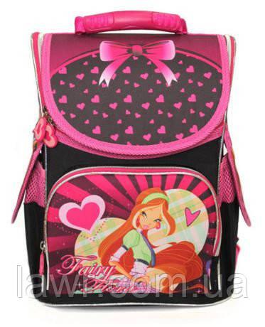 790eee0eee54 Купить Ранец школьный ортопедический каркасный Smile Fairy Flora в ...