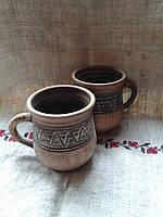 Чашка глиняна  0.15л