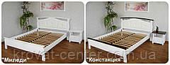 "Спальня ""Миледи"" (кровать, тумбочки), фото 3"