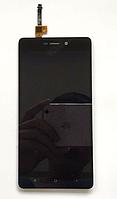 Оригинальный дисплей (модуль) + тачскрин (сенсор) для Xiaomi Redmi 3 | 3 Pro | 3s | 3s Prime | 3x (черный)