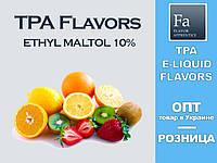 TPA Ethyl Maltol 5 мл этил мальтол усилитель вкуса tfa для самозамеса жижи