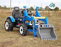 Детский трактор