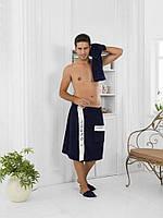 Набор для бани и сауны, мужской.