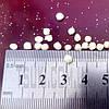 Декор топпинг рисовые шарики 1-3мм 0,5кг, фото 2