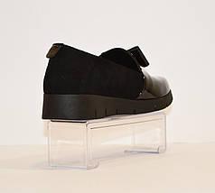 Черные женские туфли Liliya 25, фото 2