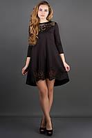 Платье Летисия - черный: 44,46,48,50,52