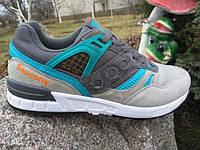 Подростковые кроссовки Saucony G.R.I.D. Приятный очень красивый цвет. Новинка