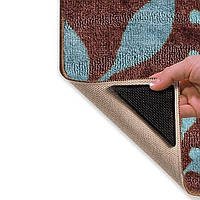 Уголки липучки для ковров и ковриков Ruggies Anti-Slip Rug Grippers, ковровый держатель, фото 1