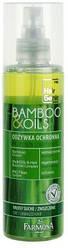 "Защитный кондиционер-спрей ""Бамбук и Питание"" Farmona Hair Genic Bamboo And Oils Protection Conditioner, 200ml"