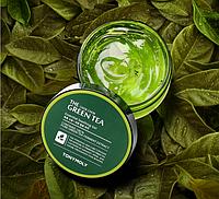 Многофункциональный гель с ферментированным чаем Tony Moly The Chok Chok Green Tea Essential Soothing Gel