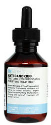 Лосьон для волос против перхоти Insight Anti Dandruff Purifying Treatment, 100 мл.
